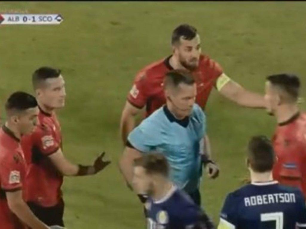 Luteshim për 4 gola, por nuk e dinim se i donte për vete..Shqipëria!