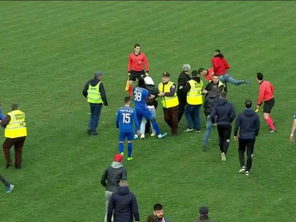 """Futbolli s'jeton dot pa dhunë, apo dhuna është """"jeta"""" e futbollit?"""