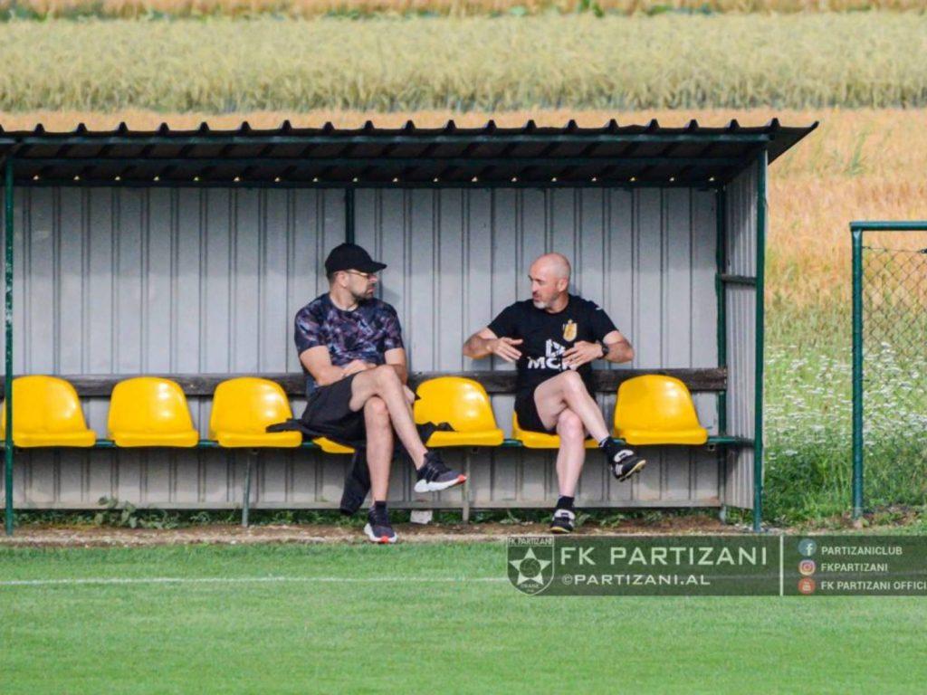Partizani mund të humbasë, por trajneri nuk do ketë faj