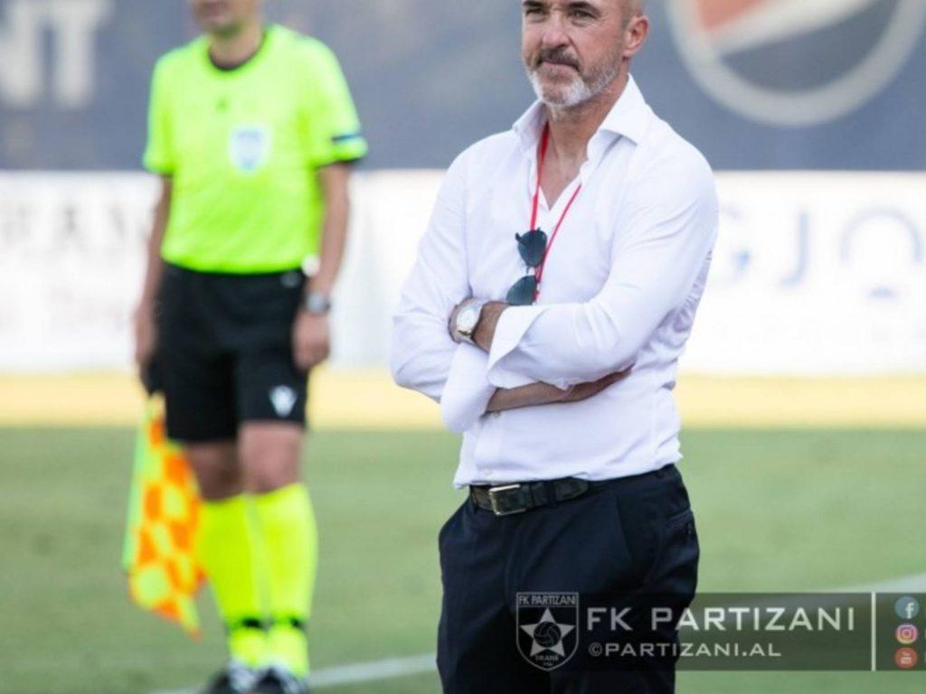 Lerda në dyshim në stolin e Partizanit, rekomandohet Julian Ahmataj!