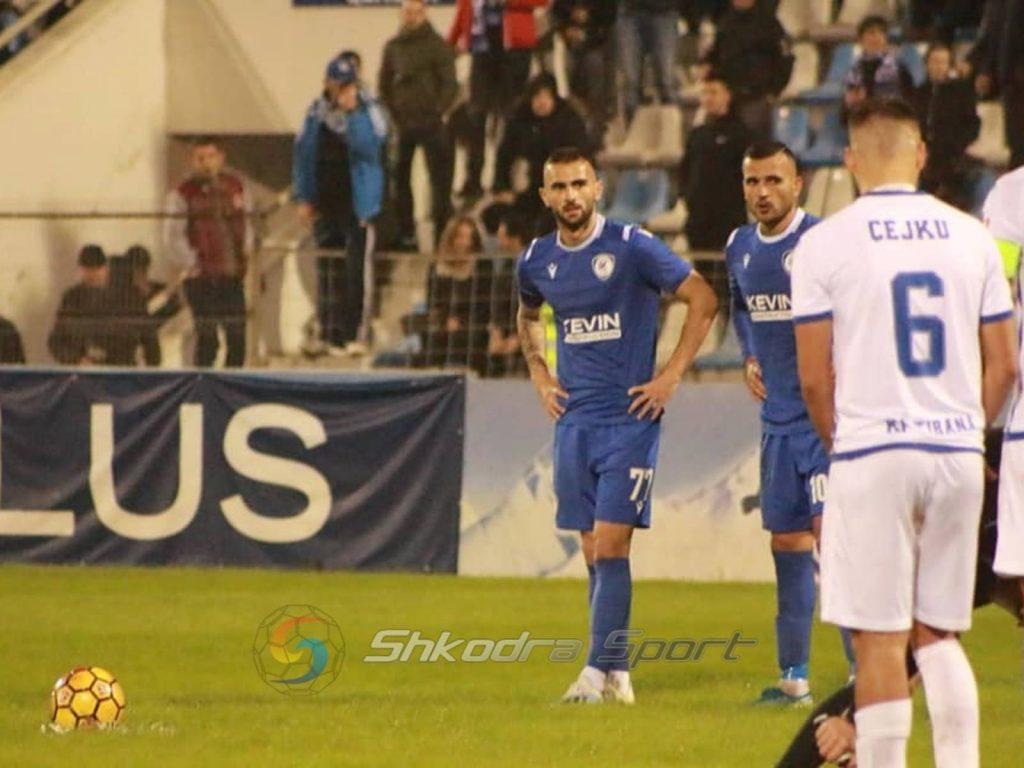 """Ç'ishte ky spektakël i Kukësit! Tre gola, tre perla për Tiranën """"jubilare"""""""