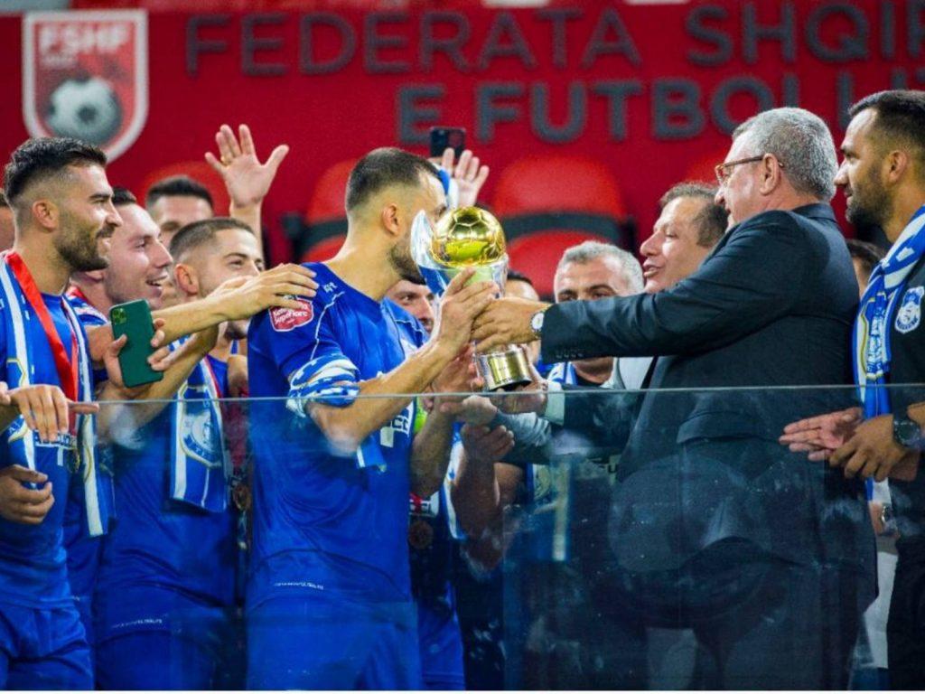 E fitoi apo ia dhanë Teutës Kupën e Shqipërisë, në finale ndaj Tiranës?!