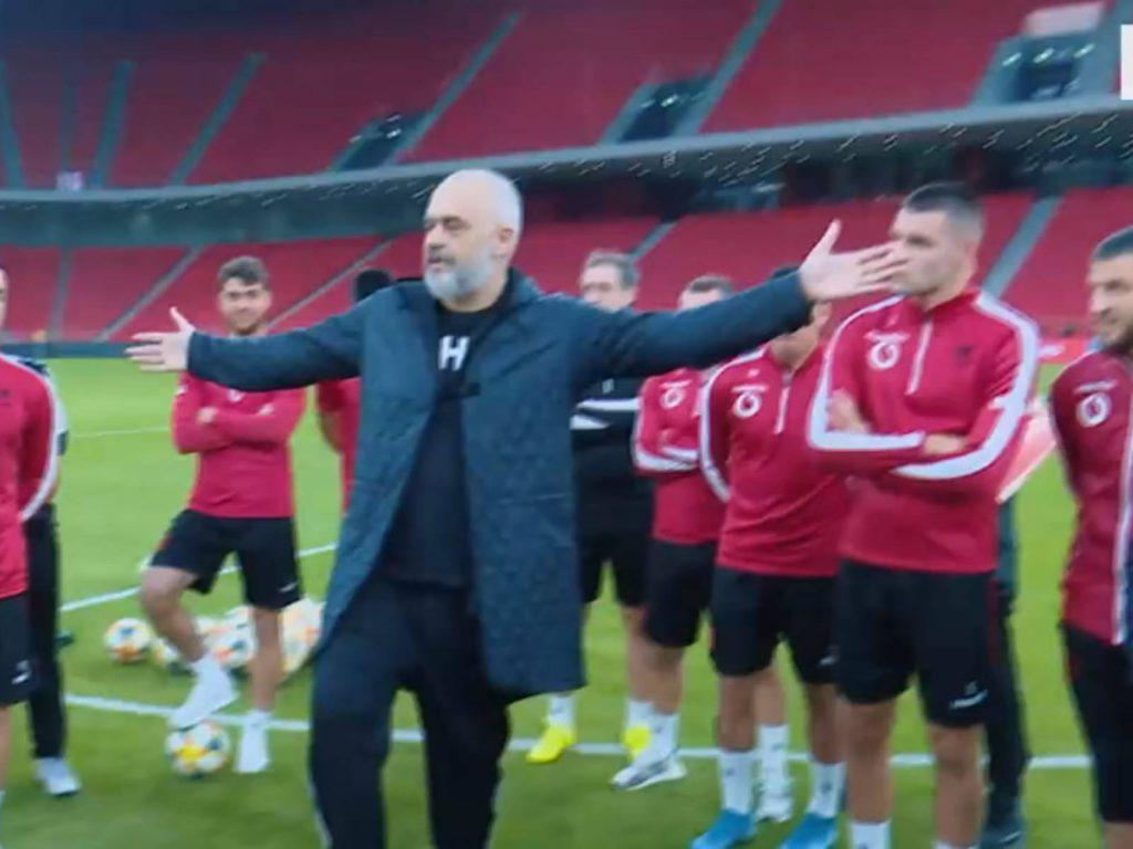 """Kur futbolli luan rolin e viktimës, ndeshjen e """"trukon"""" Qeveria!"""