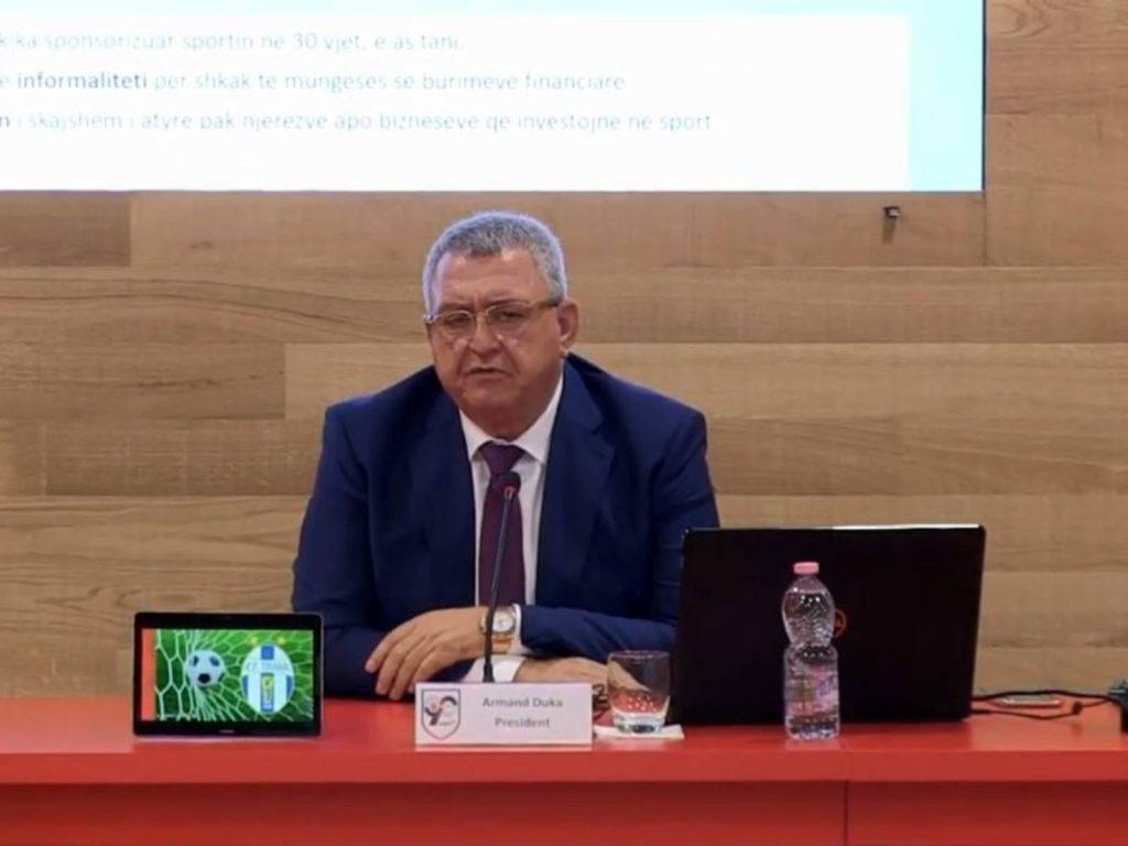 Duka i UEFA-s dhe Duka i FSHF-së, njëri të dënon kur s'luan, tjetri..kur luan!
