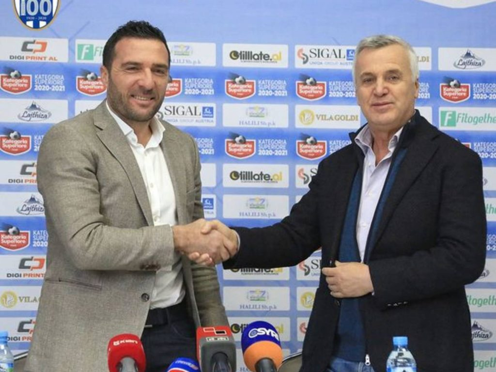 """Nëntë trajnerë në 5.5 vjet, por tek Tirana ndihen … """"top""""!"""