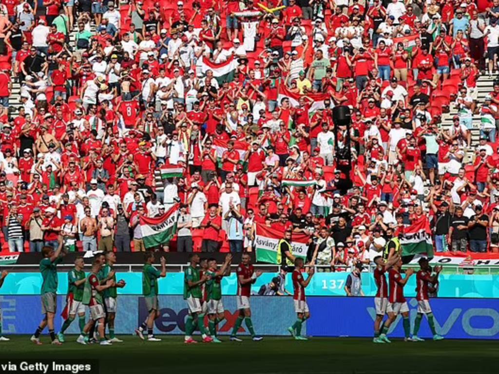UEFA heton Hungarinë për racizmin, por vështirë të arrijë gjë!