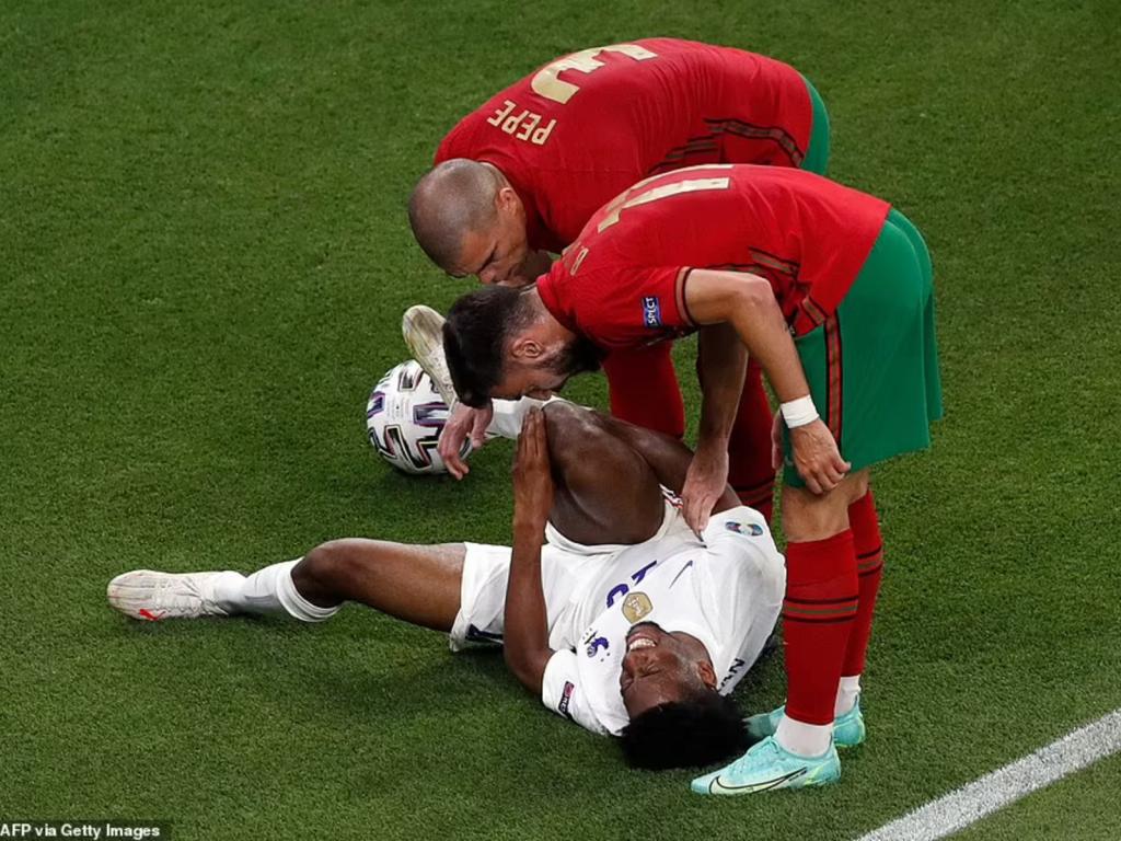 VAR-i gaboi sërish me dashje në Portugali-Francë