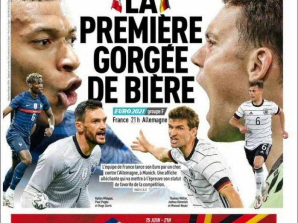 """Prag Francë-Gjermani, Europiani pret spektakël sot në """"Alianc Arena"""" të Mynihut!"""