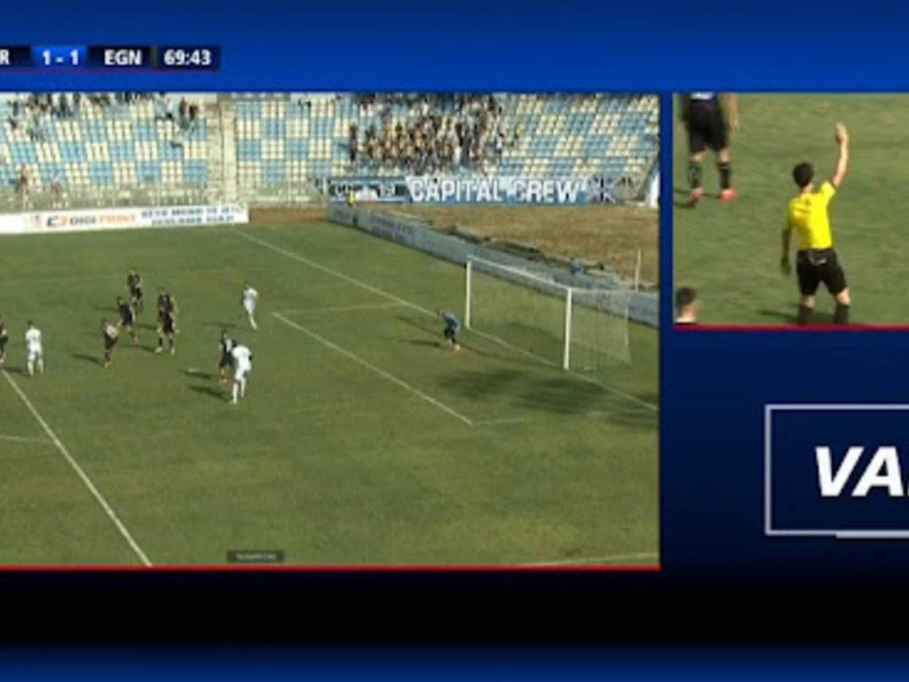 """Misteri i 7 minutave """"heshtje VAR-i"""" në ndeshjen Tirana -Egnatia"""