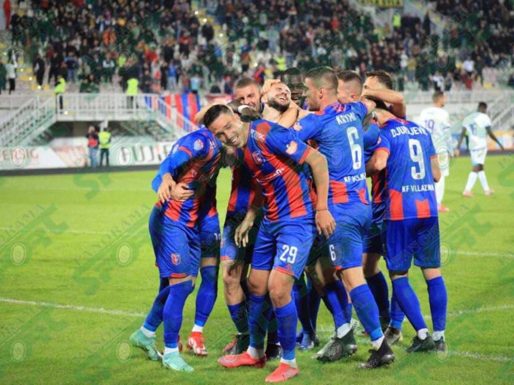 6  gola ose 6 shuplaka për Dinamon, si  ndëshkim për ..lajthitjen kampione !